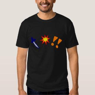 Imprecações curses tshirts