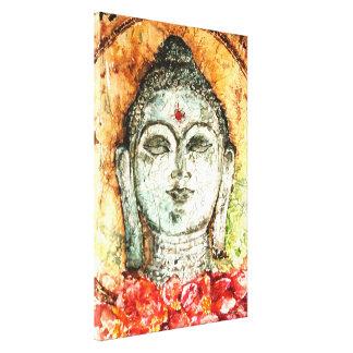 Impressão 17x25 das canvas da aguarela de Bali