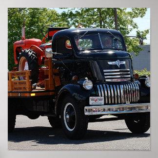 Impressão 1946 do caminhão de Chevrolet