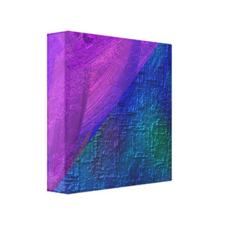Impressão abstrato bonito das canvas da textura do impressão em tela