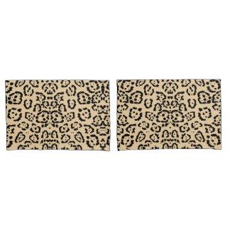 Impressão animal Brown do gato do leopardo