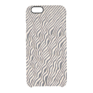 Impressão animal - capas de iphone de Clearly™ da