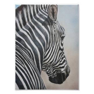 Impressão animal da arte dos animais selvagens do  impressão de foto