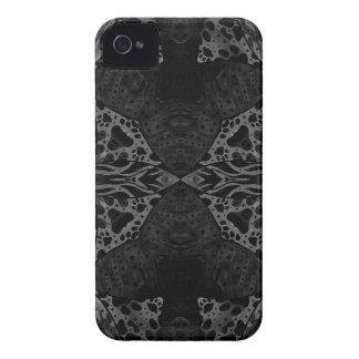 Impressão animal de Black&White Capinhas iPhone 4