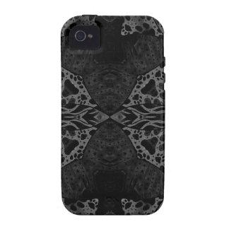 Impressão animal de Black&White Capas Para iPhone 4/4S
