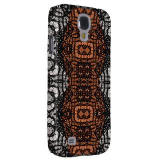 Impressão animal de Bling Galaxy S4 Cases