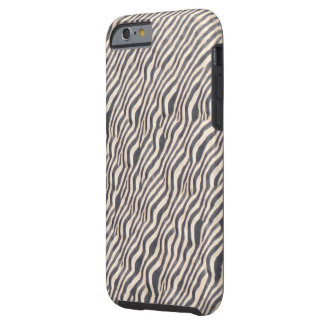 Impressão animal - zebra - capas de iphone de