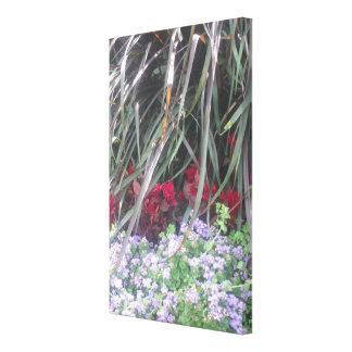 Impressão bonito na lona impressão de canvas esticadas