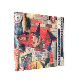 """Impressão contemporâneo louco 20"""" das canvas de"""
