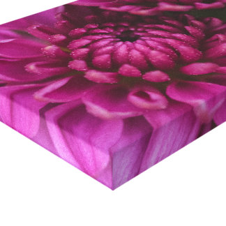 Impressão cor-de-rosa das canvas da mãe
