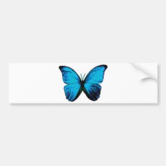 Impressão da borboleta adesivos