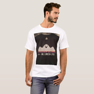 Impressão da camiseta em uma camiseta