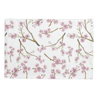 Impressão da flor de cerejeira de Sakura