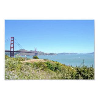 Impressão da foto de San Francisco Impressão De Foto