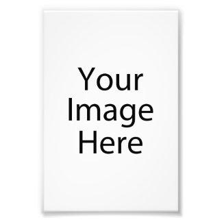 impressão da foto do cetim 4 x 6 (profissional de