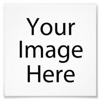 impressão da foto do cetim 6 x 6 (profissional de