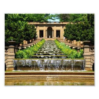 Impressão da foto do parque 10x8 do Washington DC