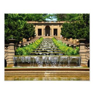 Impressão da foto do parque 14x11 do Washington DC