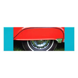 Impressão da foto do pneu de carro impressão de foto