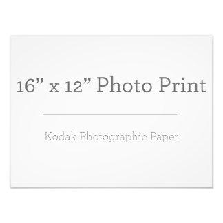 Impressão da foto X12 do costume 16 Impressão De Foto