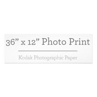 Impressão da foto X12 do costume 36
