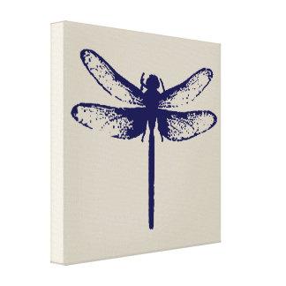 Impressão da libélula