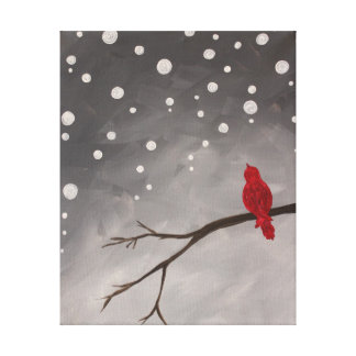 Impressão da maravilha do inverno