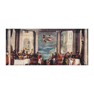 Impressão das canvas de belas artes