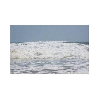 Impressão das canvas de Oceano Atlântico