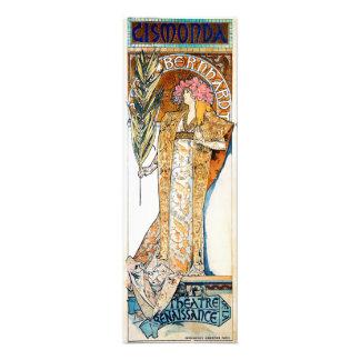 Impressão de Alphonse Mucha Gismonda Impressão De Foto