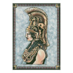 Impressão de Athena