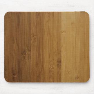 Impressão de bambu Mousepad