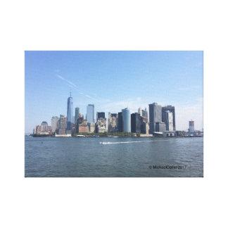 Impressão de cor de Manhattan