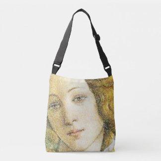 Impressão digital da arte do Venus de Botticelli Bolsas Carteiro
