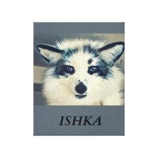 Impressão do Fox - Ishka