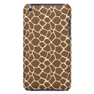 Impressão do girafa capa para iPod touch