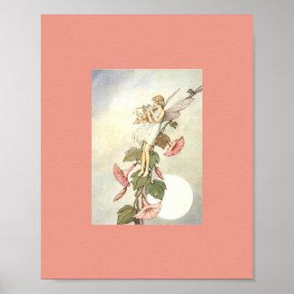 Impressão do IDA Rentoul - trombeta da flor