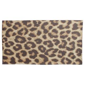 Impressão do leopardo