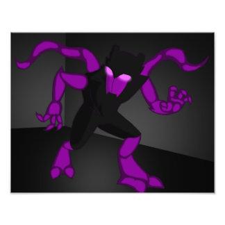 Impressão do Nightshade Impressão De Foto