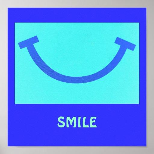 Impressão do sorriso