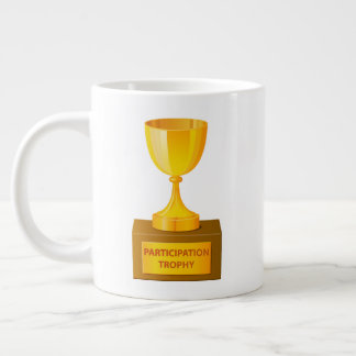 Impressão do troféu da participação na caneca