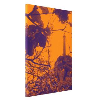 Impressão Em Canvas A foto a mais alta a mais velha da laranja do