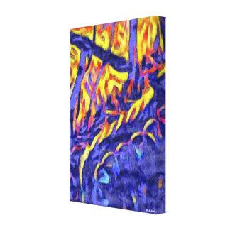 Impressão Em Canvas A gaiola