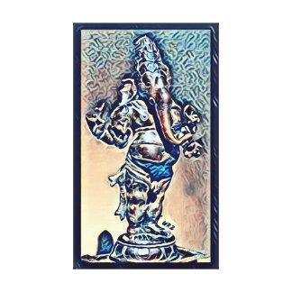 Impressão Em Canvas A maioria de arte acrílica popular da folha de