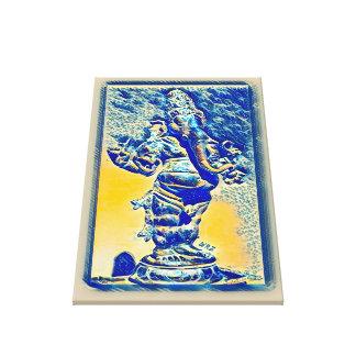 Impressão Em Canvas A maioria de arte antiga popular da aguarela do