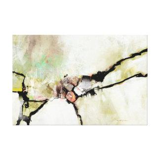 Impressão Em Canvas Abstrato: Ao limite