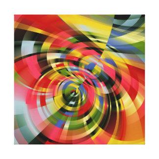 Impressão Em Canvas Abstrato No2 de Digitas