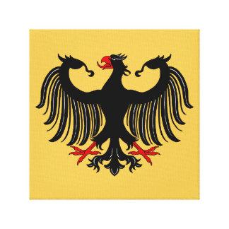 Impressão Em Canvas Alemão Eagle