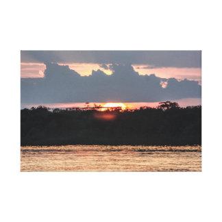 Impressão Em Canvas Amazon pictures