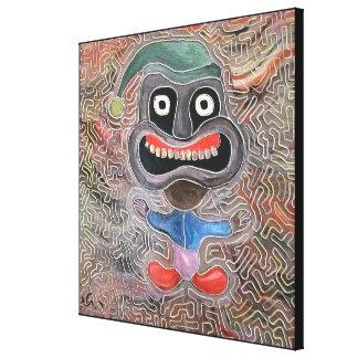 Impressão Em Canvas Anão pelo rafi talby